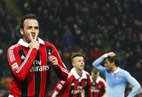 """Be M.Balotelli žaidęs """"Milan"""" namuose sutriuškino """"Lazio"""""""