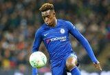 """""""Sky Sports"""": C.Hudsonas-Odoi artimiausiu metu pasirašys su """"Chelsea"""" naują kontraktą"""