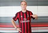"""Oficialu: """"Milan"""" už 24 mln. eurų įsigijo septintą naujoką"""