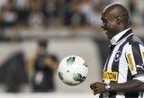 """Buvęs """"Milan"""" narys per dvi minutes pelnė du įvarčius"""