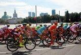 Pasaulio plento dviračių turo lenktynėse Lenkijoje – kardinalūs pokyčiai bendroje įskaitoje (G.Bagdonas – 87-as)