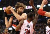 """R.Lopezas sustiprino """"Knicks"""" komandą"""