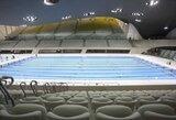 Londonas 2012-ieji: plaukikų galimybės Londone