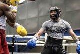 C.McGregoro treneris – apie airio sugrįžimą į MMA narvą, pasiruošimo stovyklą ir F.Mayweatherio nokautą