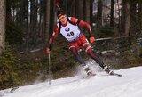 V.Strolia persekiojimo lenktynėse šaudė pro šalį, pasikeitė moterų sezono lyderė
