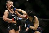 UFC pridėjo P.VanZant beveik 14 kg svorio, C.Blaydesas mano, kad tokios kovotojos nevertos vietos organizacijoje