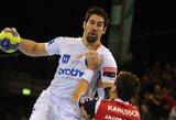 EHF rankinio Čempionų lygoje – nesėkmingas R.Čepulio komandos startas