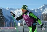 Atvirajame Lietuvos slidinėjimo čempionate startavo ir Baltarusijos legenda