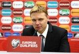 """E.Jankauskas: """"Stebuklų aš nepadariau, bet komandą vertinčiau 8 arba 9, o save – 7 balais"""""""