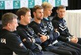 Daviso taurė: lietuviai Pietų Afrikos tenisininkų lauks Kaune