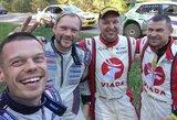 """""""Rally Classic"""" nugalėjo V.Žala, o Lietuvos čempionu tapo G.Notkus"""