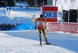 Slovakijoje prasidėjusiame IBU biatlono taurės etape R.Suslavičius – 59-as