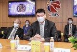 Daugiau nei tris mėnesius sustabdytas Kinijos čempionatas toliau yra nežinomybėje
