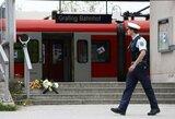Škotijoje – futbolininkas nusižudė iššokdamas prieš traukinį