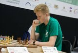 P.Pultinevičiui iki pasaulio jaunių šachmatų čempionato medalio pritrūko pustaškio