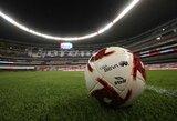 Meksikos klube koronavirusas diagnozuotas 8 futbolininkams