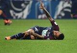 Traumą patyręs D.Alvesas praleis pasaulio čempionatą