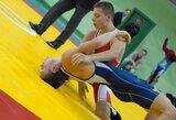 Europos jaunių čempionate – nesėkmingas Lietuvos graikų-romėnų imtynių atstovų startas