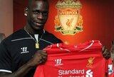 """U.Boltas: """"Patariau M.Balotelli persikelti į Angliją"""""""