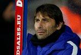 """ESPN: A.Conte pradės """"Chelsea"""" pasirengimą naujam sezonui"""