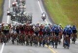 Lietuviai prarado turėtas pozicijas daugiadenėse dviračių lenktynėse Prancūzijoje