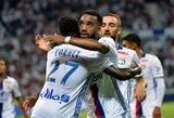 """Intriguojančioje dvikovoje """"Lyon"""" ekipa įveikė Portugalijos čempionus"""