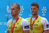 Universiados medalių įskaitoje – įspūdingas Lietuvos šuolis į pirmąjį dešimtuką