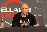 J.Anglickas paaiškino, kodėl iš karto po pergalės D.White'o akivaizdoje negavo UFC kontrakto