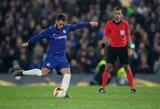 """Visiškas anglų dominavimas: baudinių seriją laimėję """"Chelsea"""" taip pat užsitikrino vietą Europos lygos finale"""