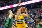 """Sugrįžęs N.Jokičius vedė """"Nuggets"""" į pergalę prieš """"Celtics"""""""