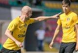 """Visagine naujaisiais Lietuvos mažojo futbolo čempionais tapo Vilniaus """"El Dorado"""""""