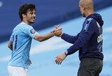 """Su """"Man City"""" atsisveikinantis D.Silva karjerą tęs Italijoje"""