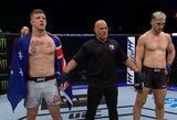 UFC algos: kuklus M.Bukausko uždarbis ir tarp lyderių atsidūręs J.Crute'as