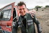 Dakaro ralis: A.Juknevičius pasiekė geriausią metų rezultatą, B.Vanagas padidino greitį, V.Žalai Dakaras baigtas