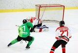 """Lietuvos čempionato apžvalga: darbinga ir sėkminga """"Kaunas Hockey"""" savaitė"""