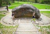 Puntuko akmenį Anykščiuose apibėgs rekordinis dalyvių skaičius