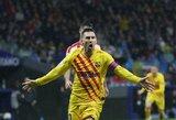 """L.Messi prabilo apie ateitį: """"Mano karjeros pabaiga artėja"""""""