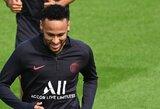 """M.Verratti: """"Gerbėjai gali sakyti tai, ką galvoja, tačiau noriu, kad Neymaras liktų klube"""""""