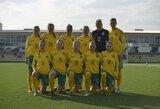 Prieš istorinį startą paaiškėjo Lietuvos moterų futbolo rinktinės sudėtis