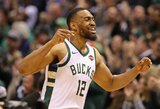 """J.Parkeris tariasi dėl kontrakto su """"Bulls"""" komanda"""