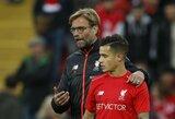 """L.Suarezo sagos pamoka: kas laukia """"Liverpool"""" ir P.Coutinho?"""