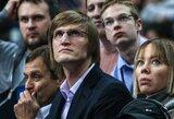 A.Kirilenka ėmesi darbų: suspenduoti 24 Rusijos krepšininkai, dalyvavę lažybose