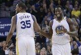 """Istorija, kaip D.Greenas iš parkavimo aikštelės viliojo K.Durantą žaisti """"Warriors"""""""