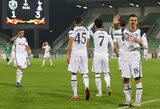 """Europos lyga: """"Tottenham"""" į savo sąskaitą įsirašė antrąją pergalę"""
