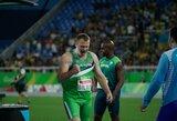 Parolimpinis čempionas M.Bilius gali būti priverstas baigti sportinę karjerą