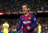 """Su """"Villarreal"""" vargusi """"Barcelona"""" iškovojo trečią pergalę Ispanijoje"""