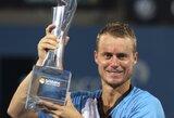 L.Hewittas Brisbene nugalėjo R.Federerį ir po daugiau nei trijų metų pertraukos laimėjo ATP serijos turnyrą