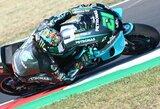 San Marino GP lenktynėse – F.Morbidelli ir F.Bagnaios karjeros rekordai bei išsprūdusi V.Rossi vieta ant podiumo