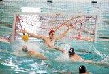 Lietuvos vandensvydžio čempionatas pasisuko netikėta linkme