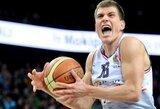 N.Nedovičius nedalyvaus NBA naujokų biržoje